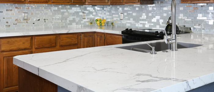 Custom Granite Installation