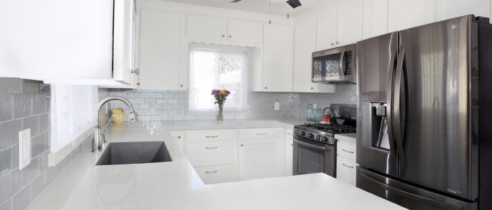 White Custom Granite